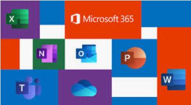 Microsoft Office Product Logos